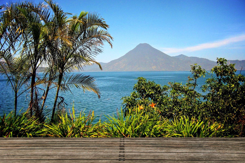 Lake Atitlán Boat Tour from Panajachel