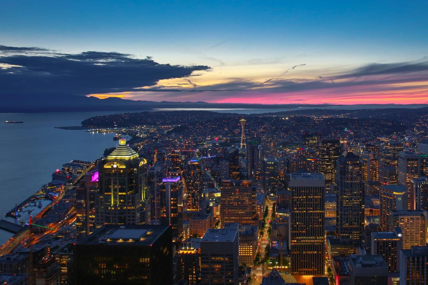 Sky View Observatory/Must See Seattle Combo Ticket