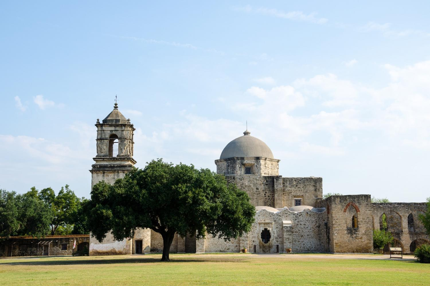 San Antonio Missions UNESCO World Heritage Sites Tour