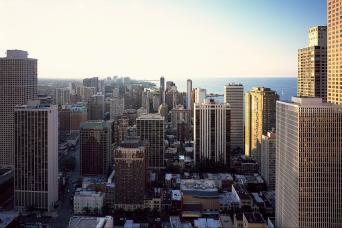 Gray Line 360 Chicago Observation Deck & North Side Tour