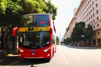 Gray Line Buenos Aires 48 Hour Hop-On Hop-Off Tour