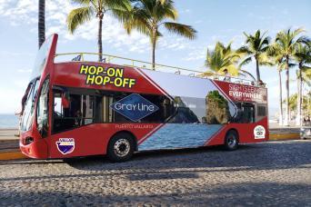 Gray Line Puerto Vallarta Hop-On Hop-Off Tour