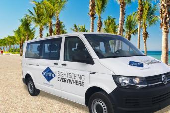 Gray Line Private Mini Van Puerto Vallarta Roundtrip