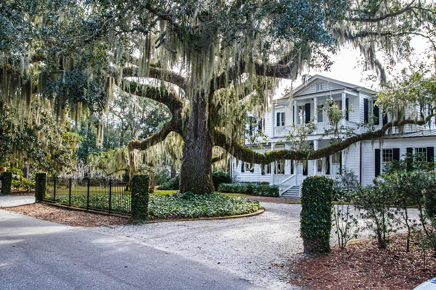 Beaufort City Walking Tour