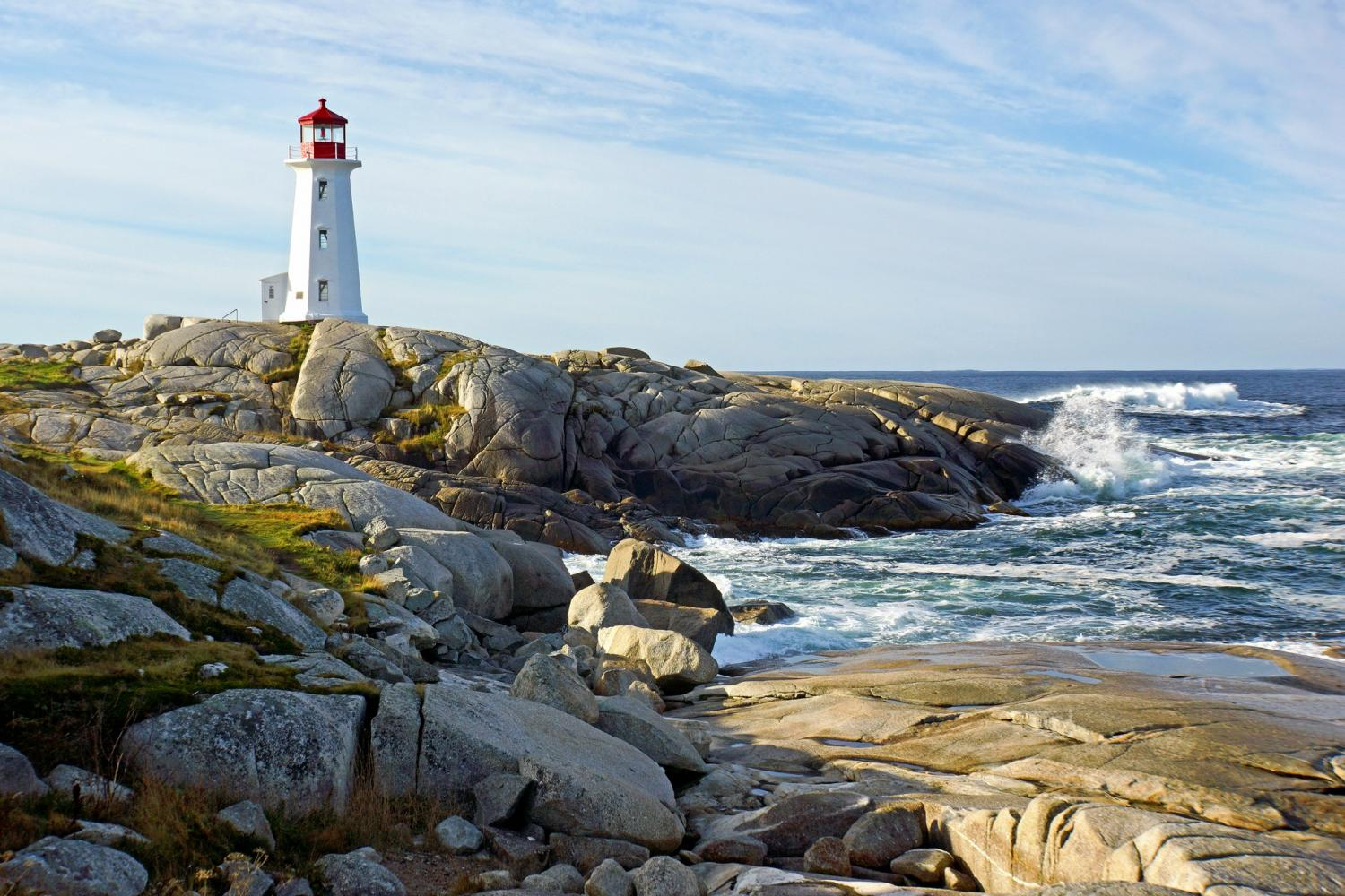 Peggy's Cove Tour From Halifax