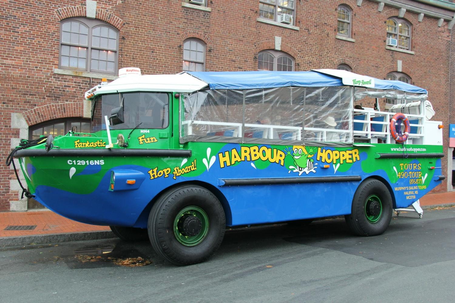Harbour Hopper