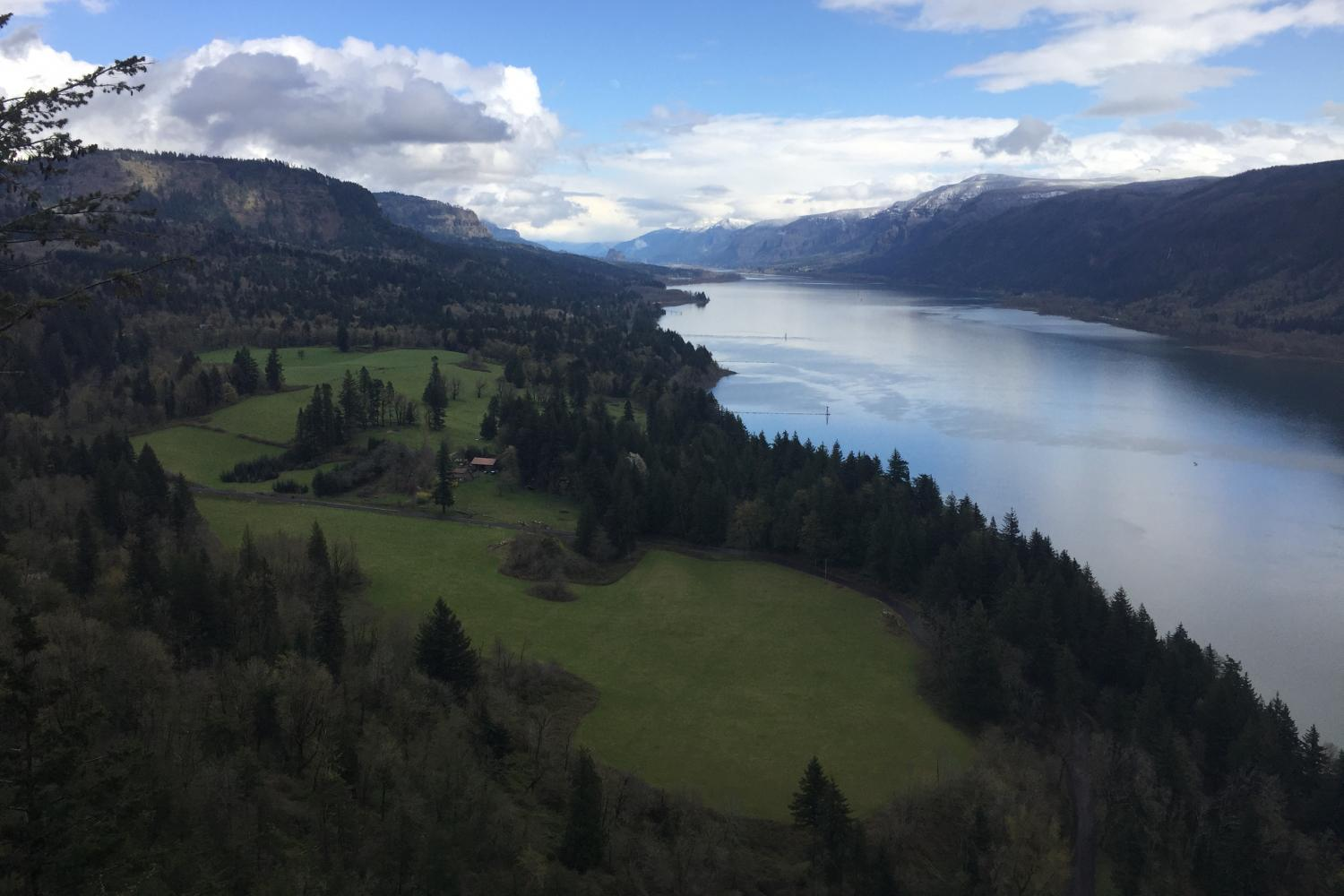 Looking East from Cape Horn