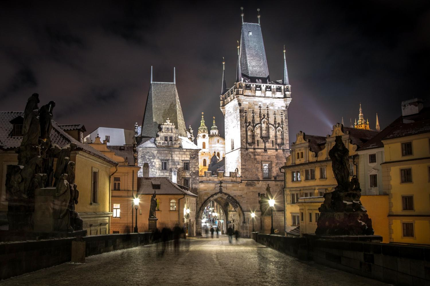 Private Prague By Night City Tour