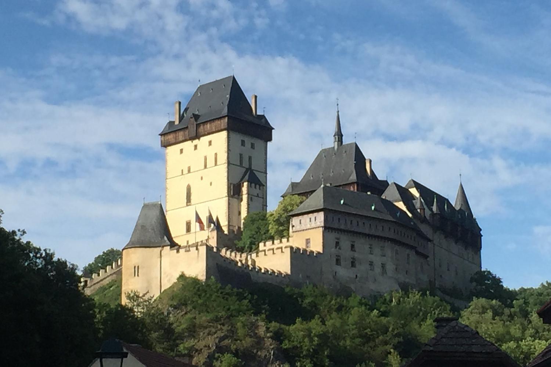 Private Karlstejn Castle Tour From Prague