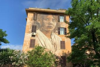 Gray Line Street Art in Rome: Open-Air Museum Walking Tour