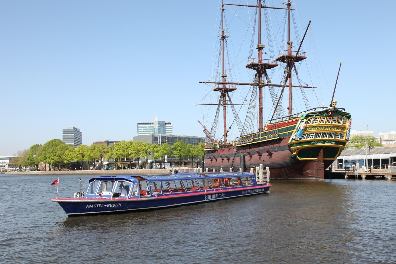 City Canal Cruise - Dock Hard Rock Cafe