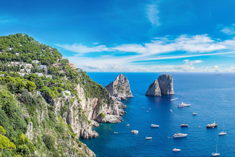 Luxury Anacapri Holidays 2021/22 | Classic Collection Holidays