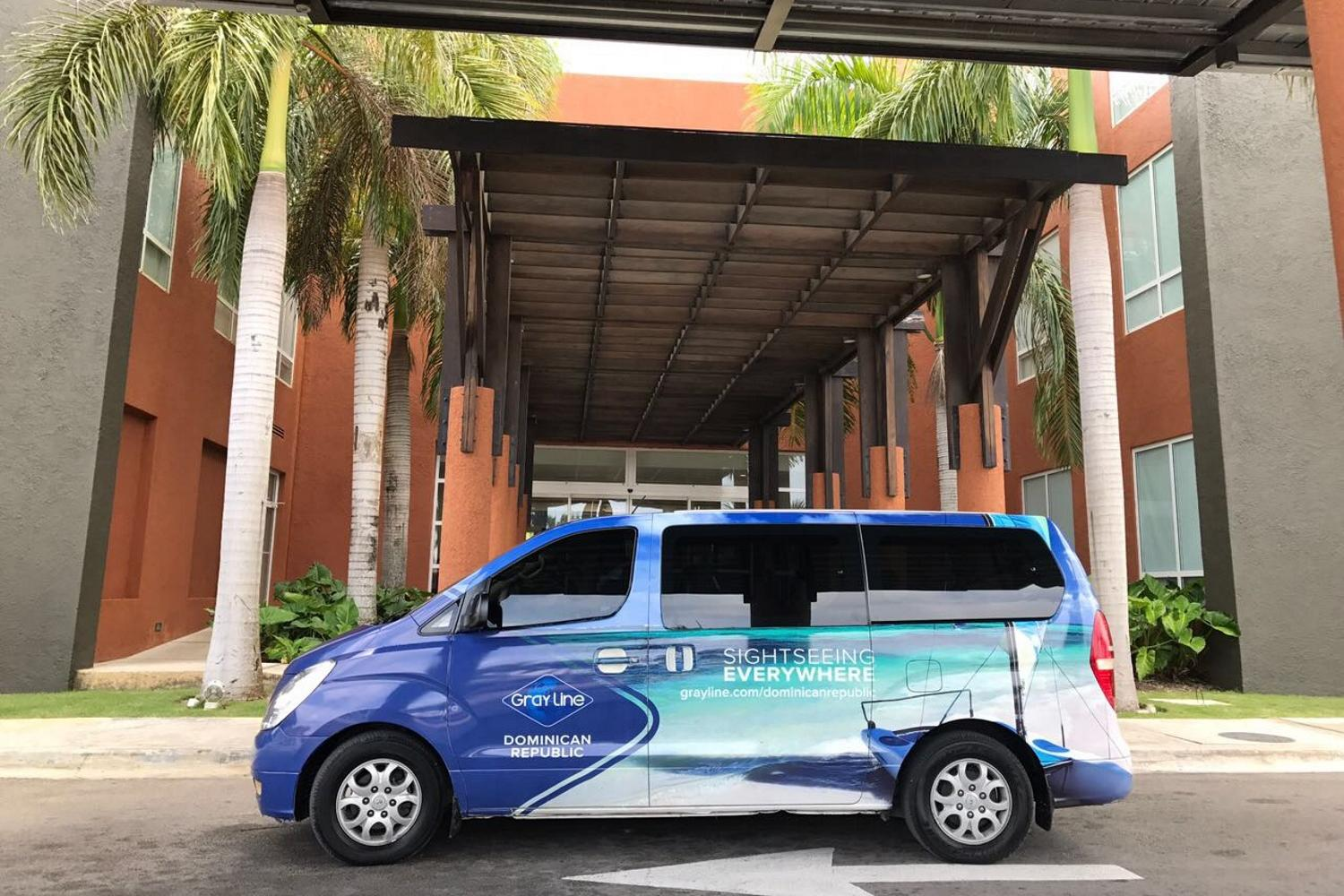 One Way Shared Transfer from Punta Cana