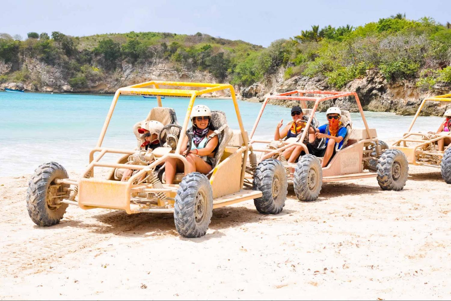 Adventures Boogies in Punta Cana (Double Boogies 2 pax)