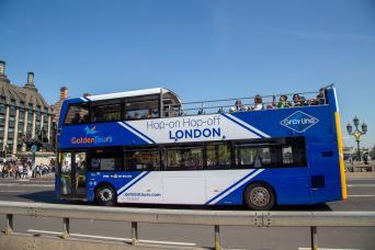 Hop on Hop off Bus Tour - 72 Hour Ticket