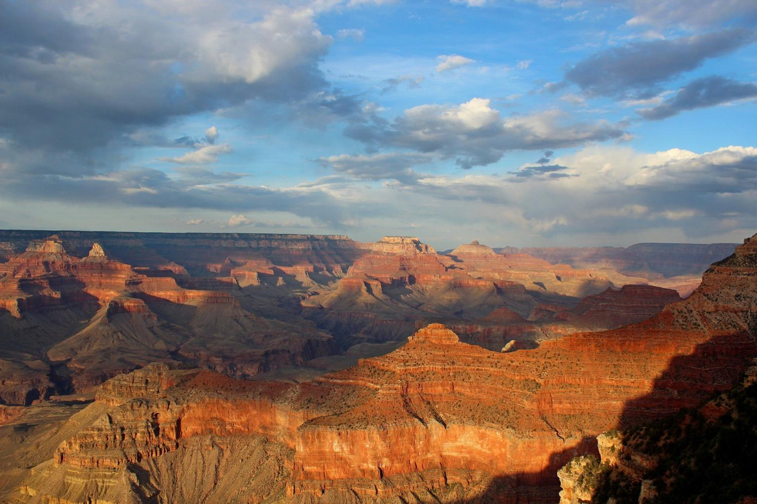 Grand Canyon South Rim Motor Coach Tour From Las Vegas