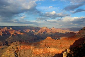 Grand Canyon South Rim Motor Coach Tour From Las V