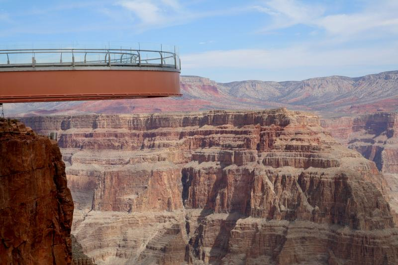 Grand Canyon West Rim Motor Coach Tour With Skywalk Tickets Las Vegas United States Gray Line