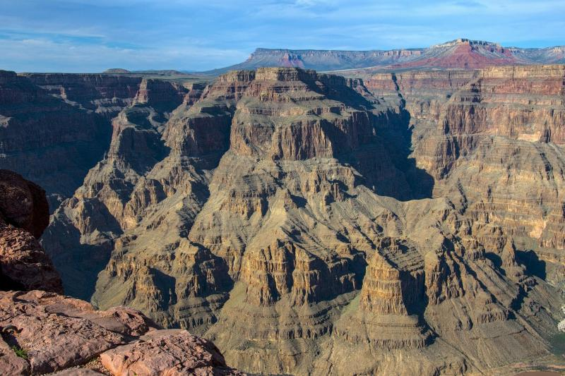 Grand Canyon West Rim Tour With Helicopter Pontoon Las Vegas United States Gray Line