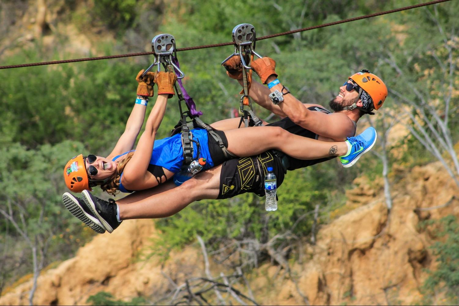 Zip Lines - Canopy Adventure