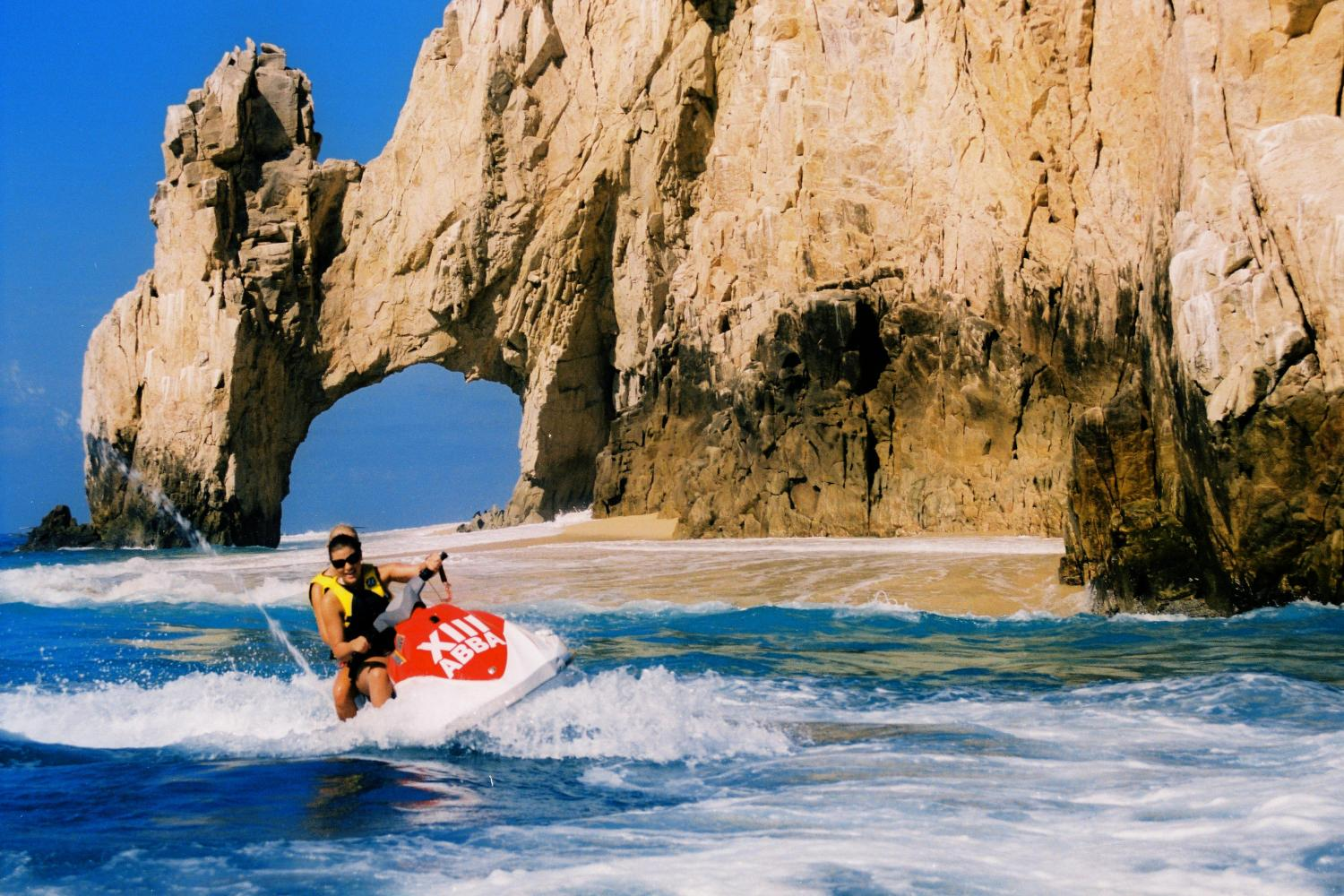 Los Cabos Waverunners 60 minutes ride