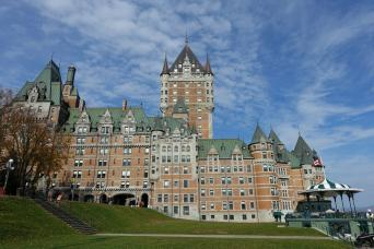 Quebec City Tour & Montmorency Falls Combo
