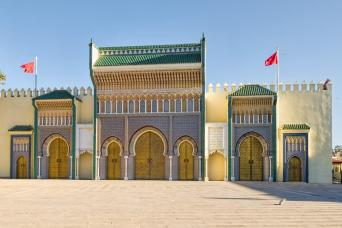 Gray Line Day Tour To Fez From Casablanca