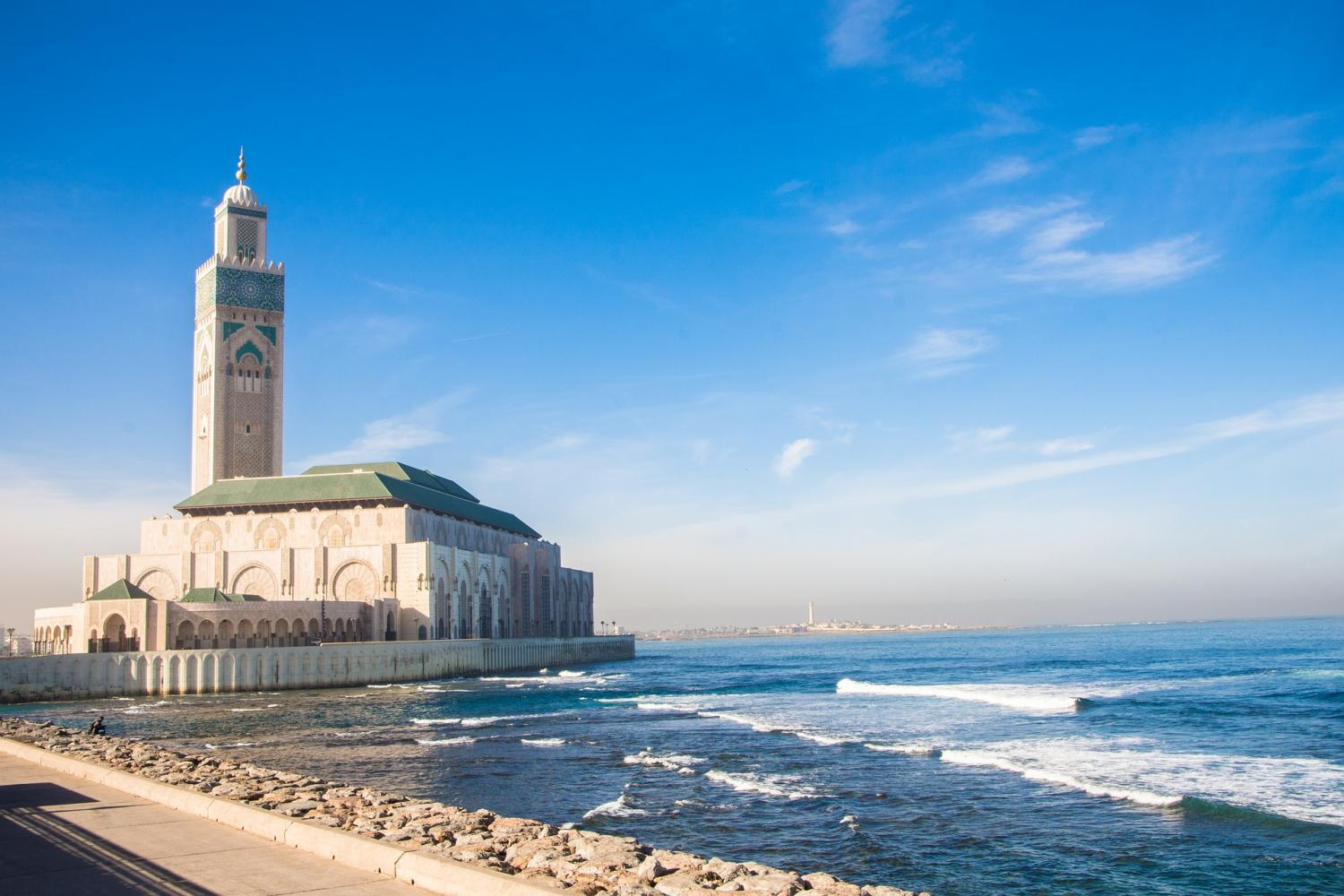 Take in the many historical and cultural wonders of Morocco