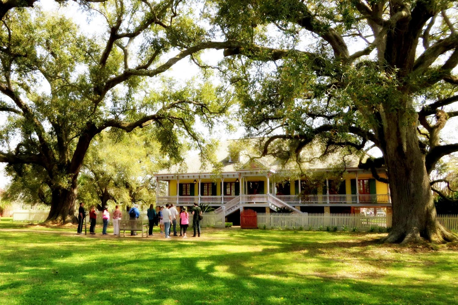 Double Plantation Tour - Whitney & Laura Plantations From New Orleans