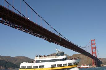 Gray Line San Francisco Bay Cruise Adventure