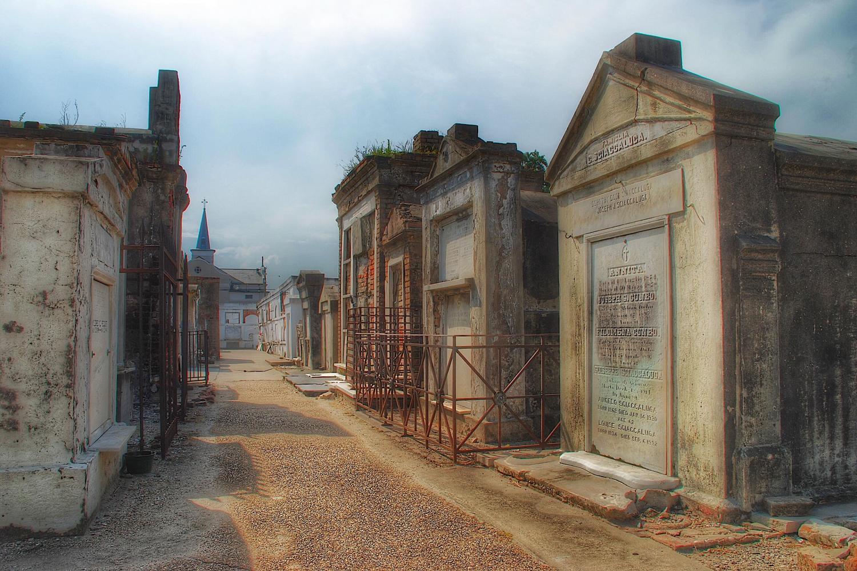 New Orleans Cemetery & Voodoo Walking Tour