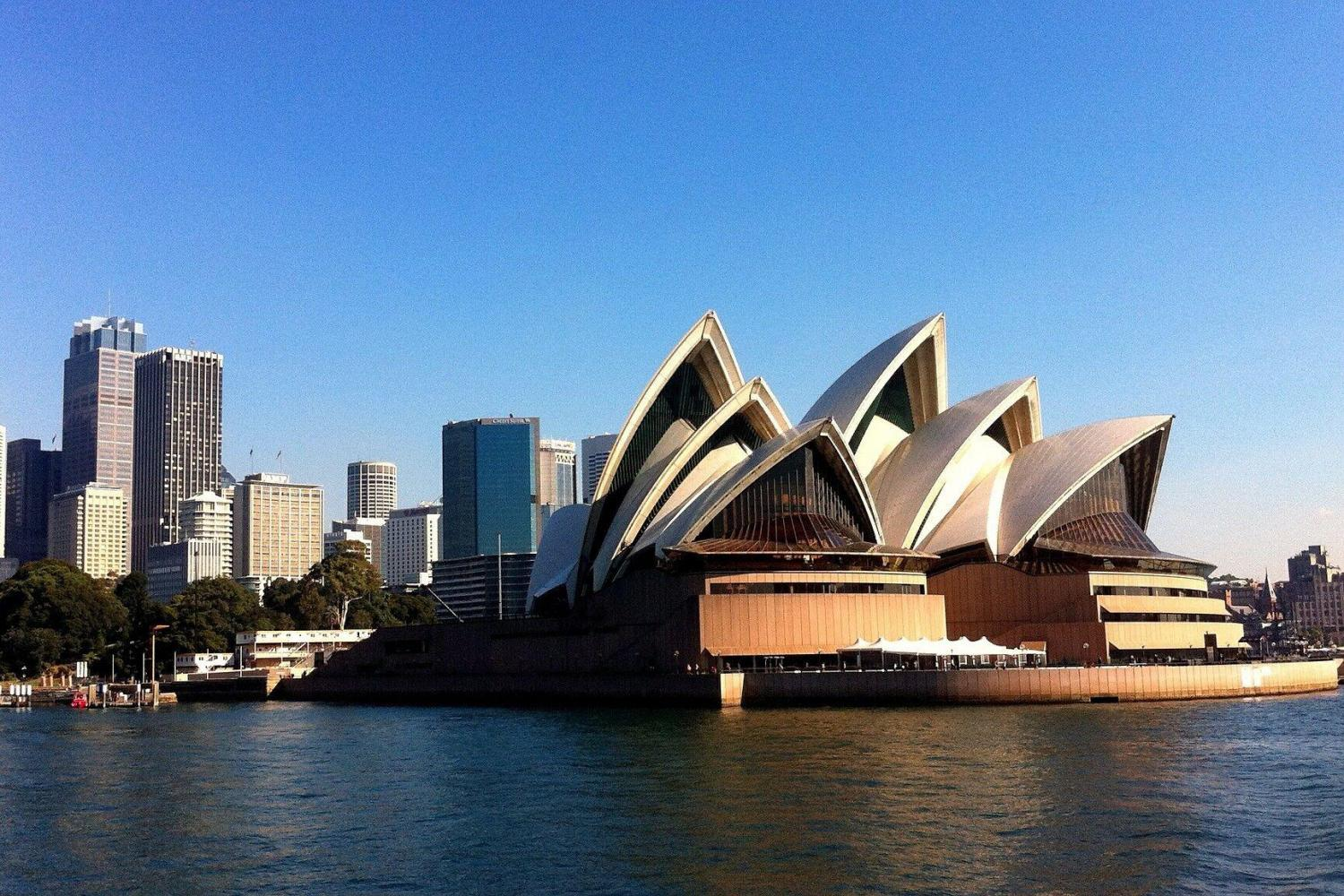 large - 32+ Sydney Opera House Tour Photos  Gif