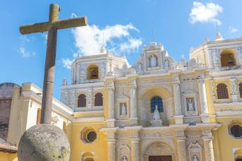 Gray Line Best Of Colonial Antigua & Guatemala City Tour Combo