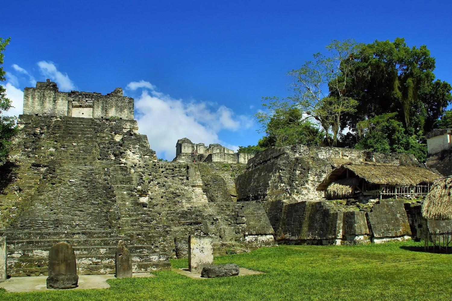 Mayan Ruins Tikal & Yaxha Tour 2 Days / 1 Night, from Guatemala City