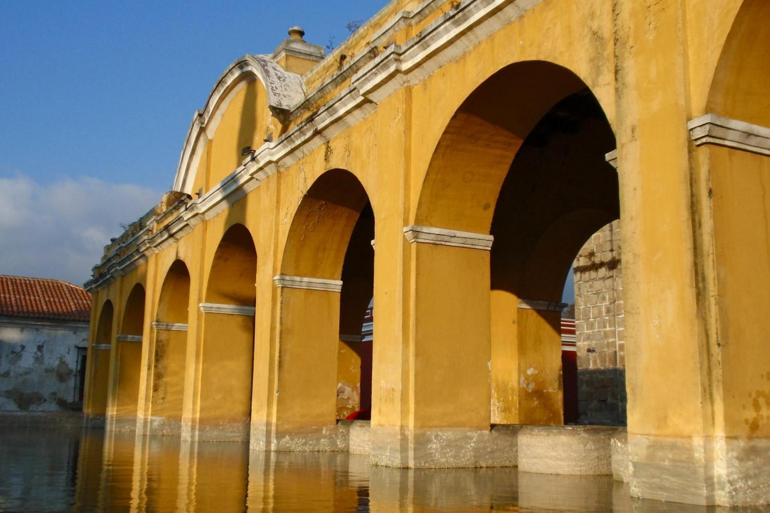 Antigua Walking Afternoon Tour Half Day From Antigua