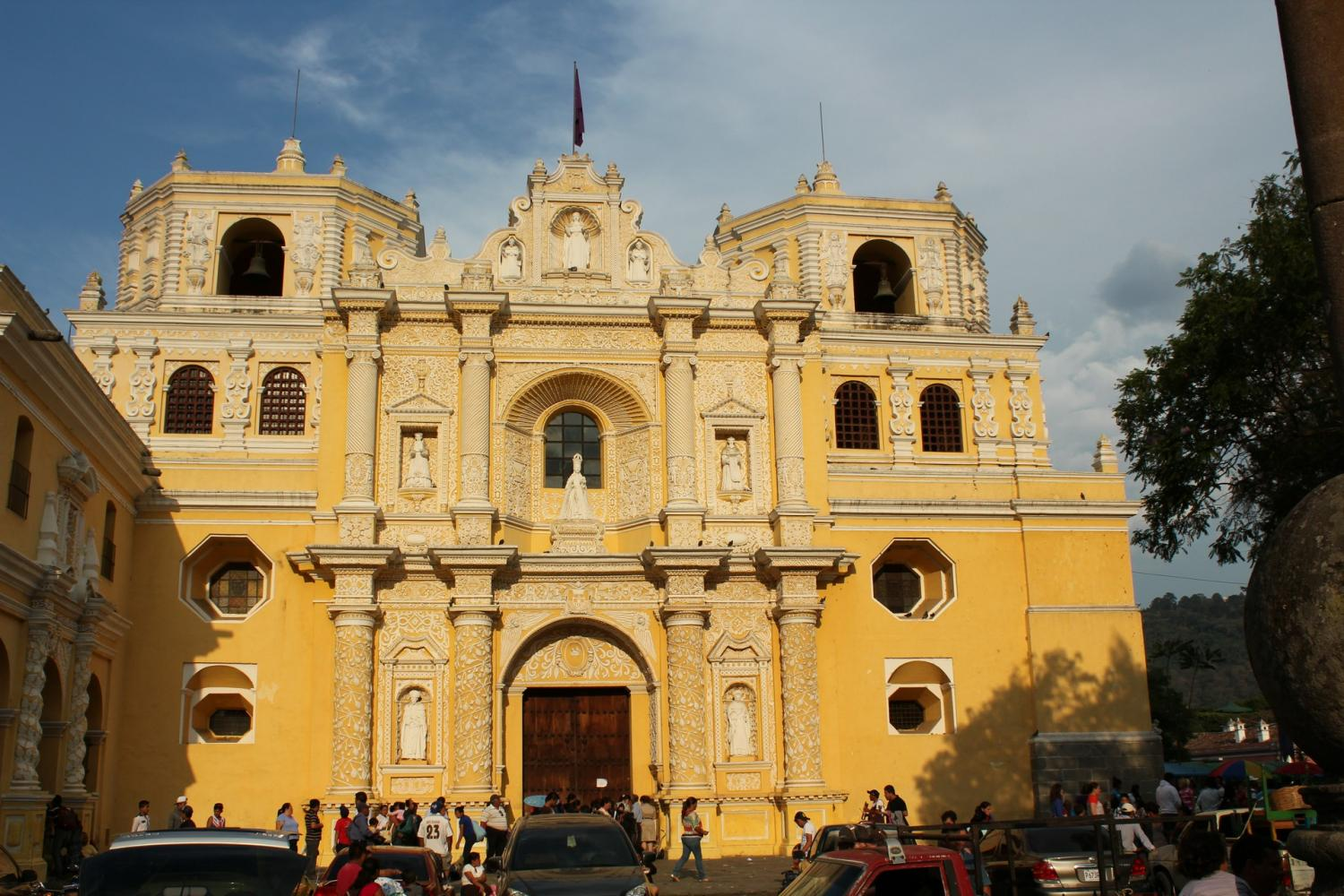 Antigua Guatemala & Surrounding Villas Full Day Tour from Guatemala City