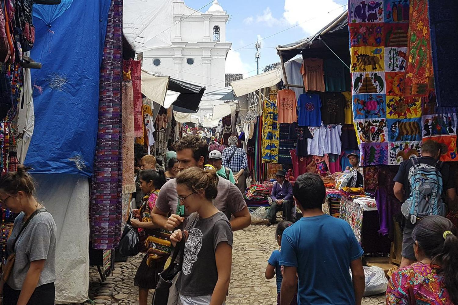 Chichicastenango Market & Lake Atitlan 2 day / 1 night Tour From Antigua Guatemala