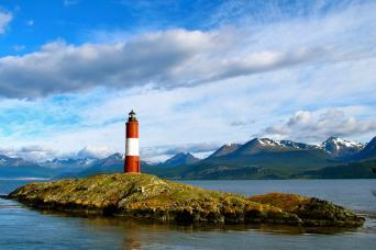 Gray Line Catamaran Voyage to Penguin Island and Historic Estancia Harberton