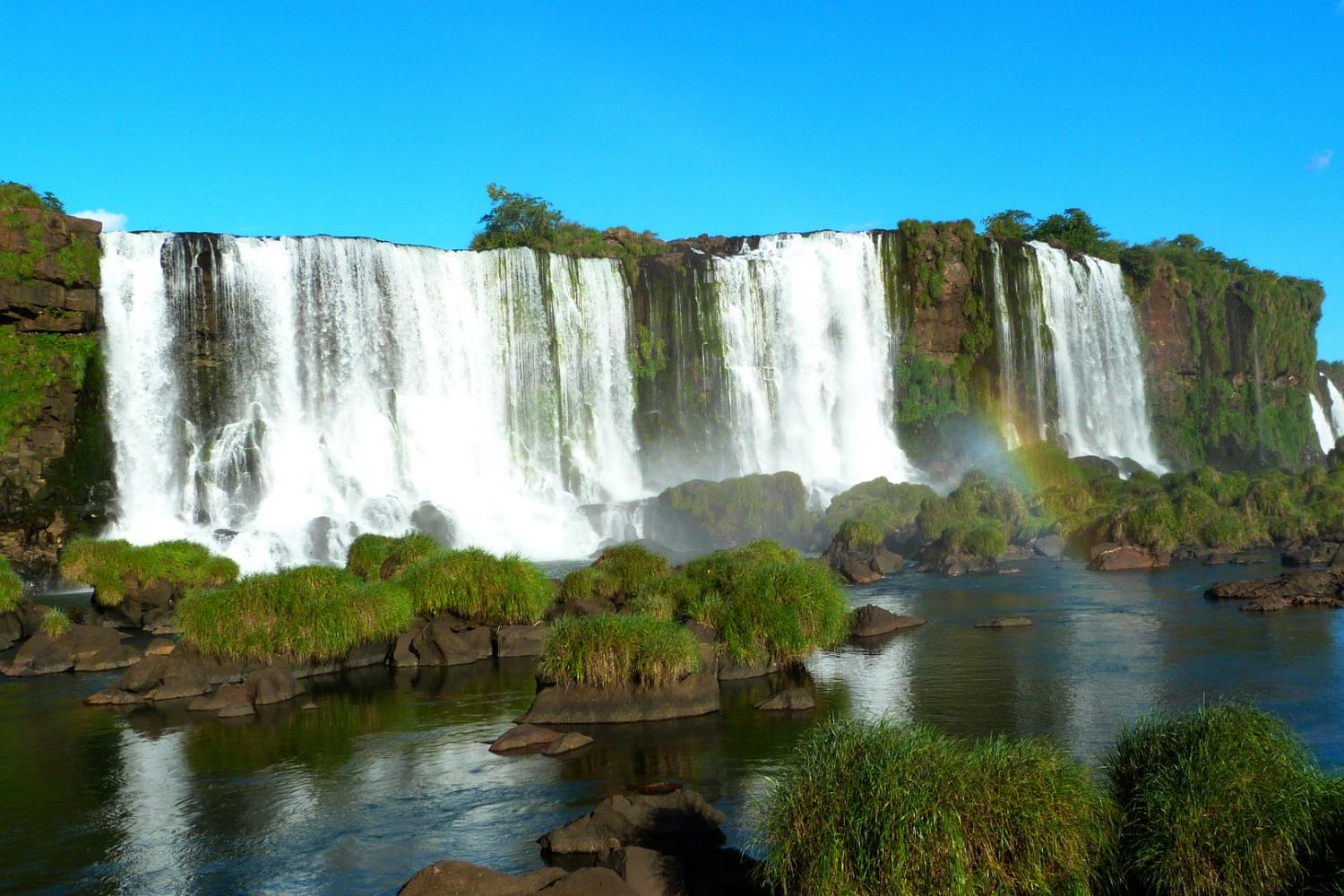 4x4 in the Jungle, Boat Ride & Iguazu Falls