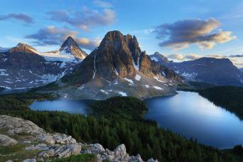 Gray Line Small Circuit Tour: Mt Campanario and Llao Llao Peninsula