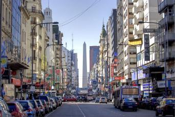Gray Line Buenos Aires City Tour Premium
