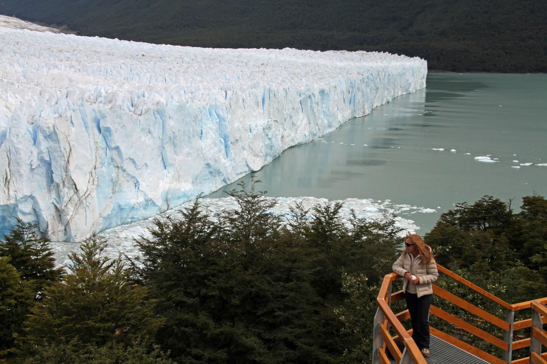 The famous Perito Moreno Glacier will take your breath away