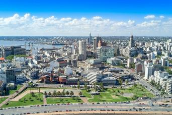 Gray Line Full Day City Tour: Montevideo, Uruguay from Buenos Aires