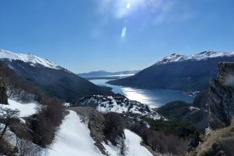 Gray Line The Fuegian Andes - Lake Fagnano and Lake Escondido