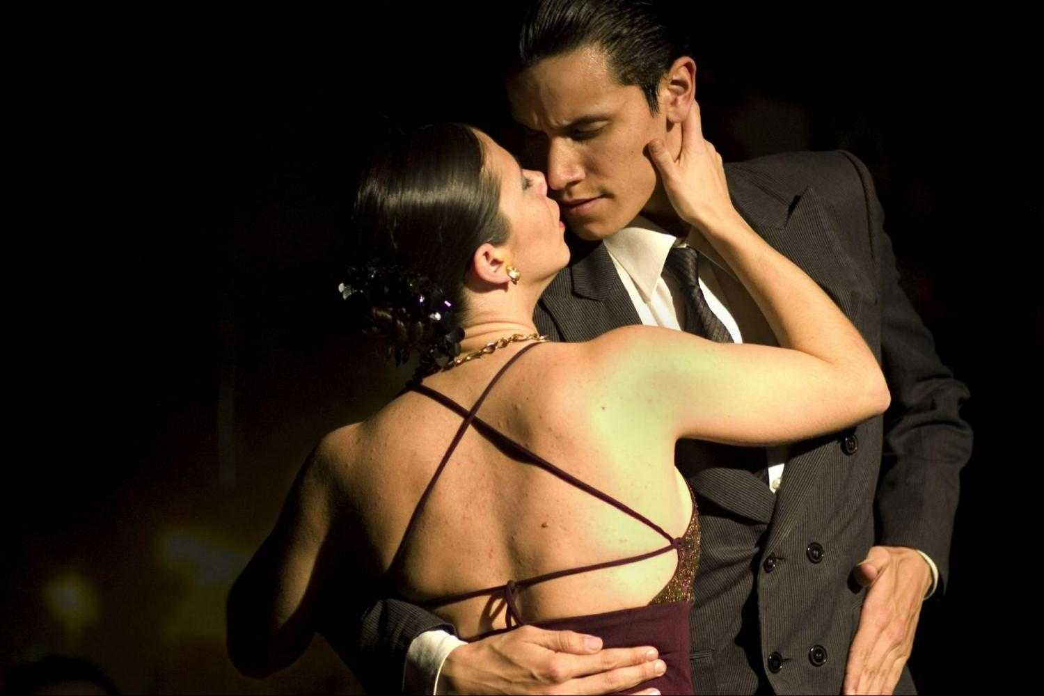 Lose yourself in the passion at Rojo Tango