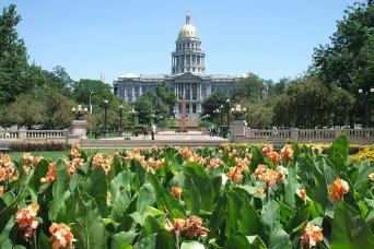 Denver Mountain Parks & City Tour Combo