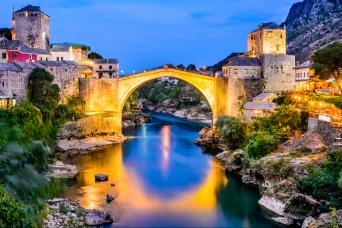 Gray Line Mostar and Herzegovina Tour from Split and Trogir