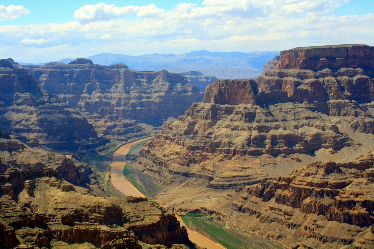 Grand Canyon West Rim Motor Coach Tour From Las Vegas