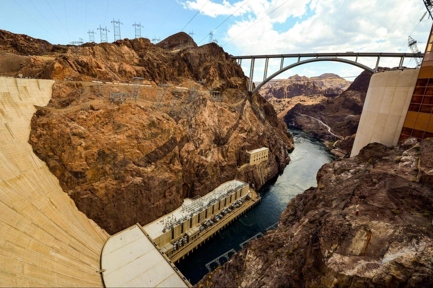Hoover Dam Tours >> Hoover Dam Deluxe Tour From Las Vegas Las Vegas United States
