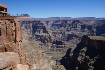Grand Canyon West By Luxury Limo Van w/Skywalk